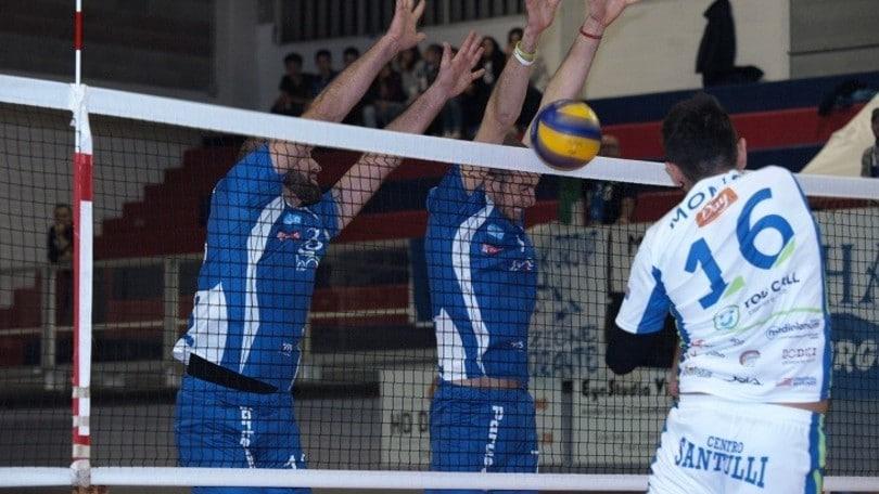 Volley: Coppa Italia A2 Maschile, passano Mondovì e Civita Castellana