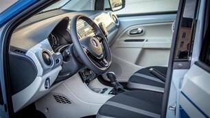 Volkswagen e-up, le nuove volanti elettriche della Polizia di Roma
