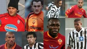 Juve-Roma, le squadre che(purtroppo) non si sono maiaffrontate