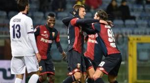 Serie A, Genoa-Fiorentina: le emozioni del match