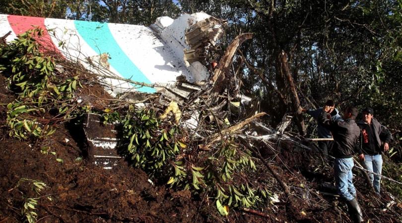 'Cerro Chapecoense', la montagna della tragedia intitolata alla squadra