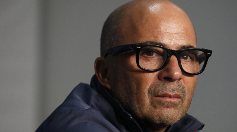 Sampaoli duro sulla Var:«Sta trasformando il calcio»