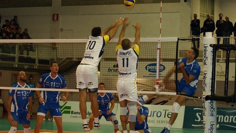 Volley: A2 Maschile, la 3a di ritorno parte con tre anticipi