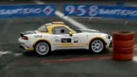 Abarth 124 Rally, lo Scorpione da 300 cavalli in pista