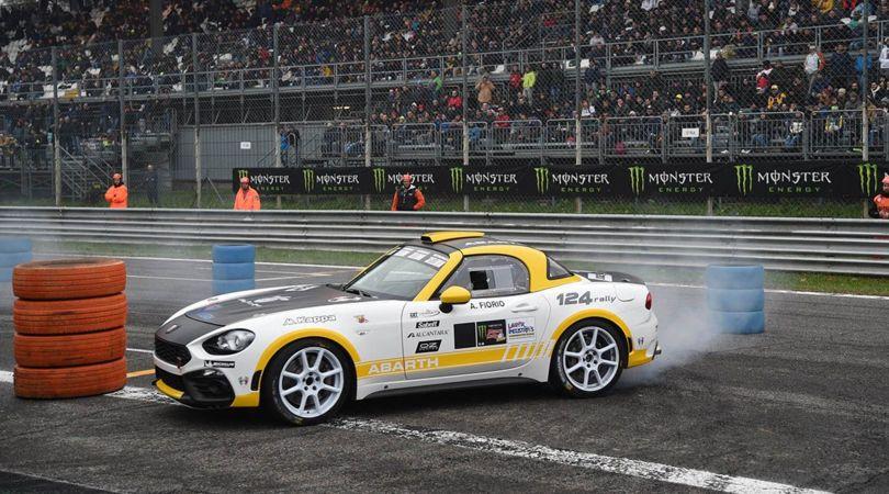 Abarth 124 Rally, lo Scorpione torna a correre