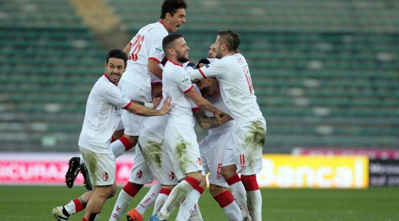 Risultati Serie B: Bari show in rimonta, Salernitana ko in casa col Carpi