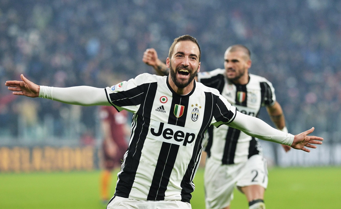 Juventus-Roma 1-0, le immagini del big match dello Stadium