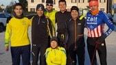 Atletica - Cassina si allena per la Maratona di Treviso