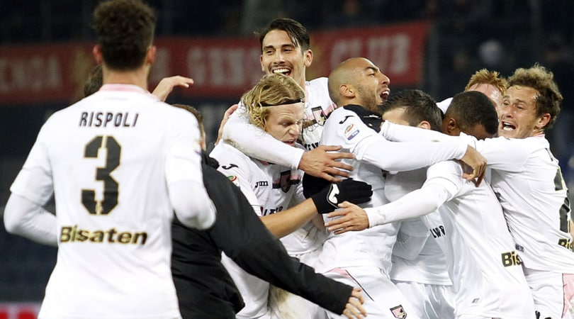 Serie A, Genoa-Palermo 3-4: Trajkovski firma una super rimonta