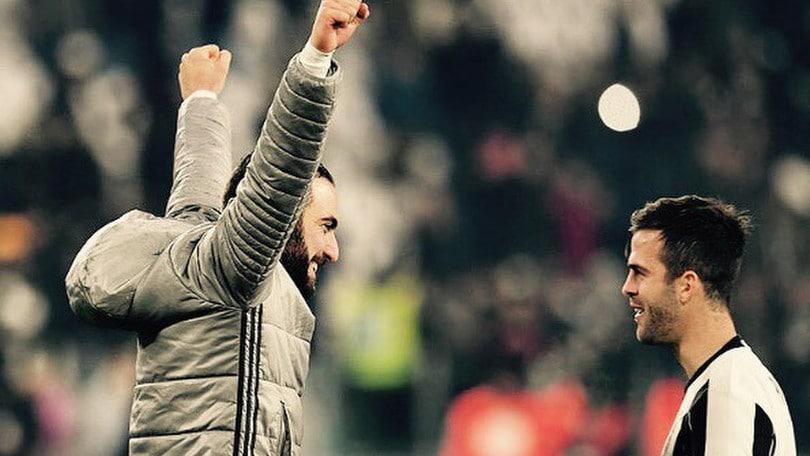 Juventus-Roma 1-0: decide il gol di Higuain