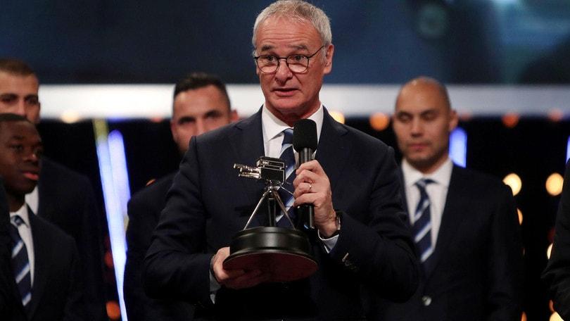 A Ranieri il premio Brera