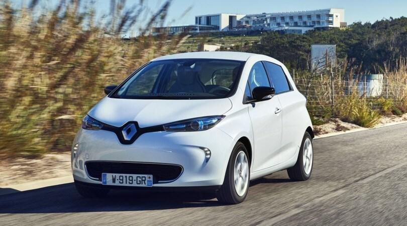 Renault Zoe Z.E. 40: l'elettrica si fa strada