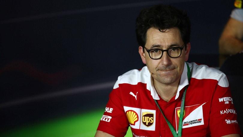 F1 Ferrari, Binotto: «Ci manca solo la vittoria»