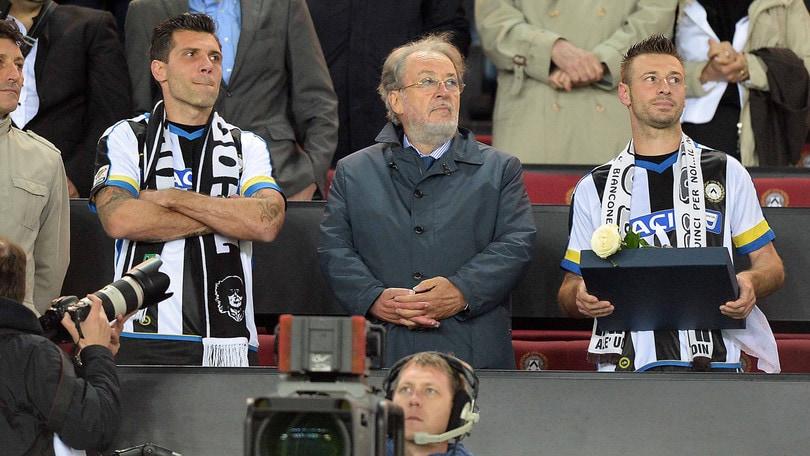 Serie A Udinese, Pozzo: «Abbiamo ancora ambizioni»