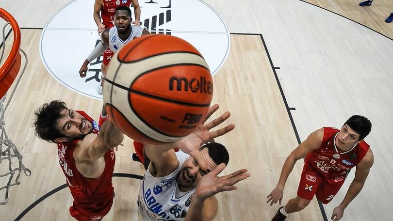 Basket, Eurolega: Milano a 2,02 contro il Panathinaikos