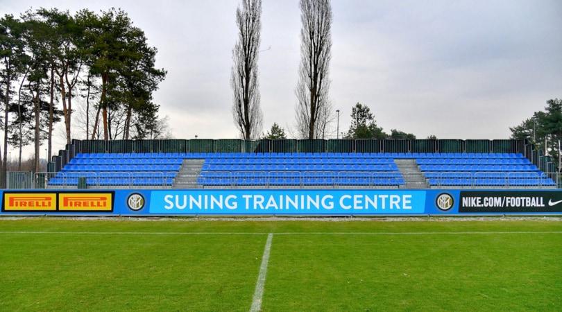 Inter, Suning sponsor del centro sportivo di Appiano e dell'Interello