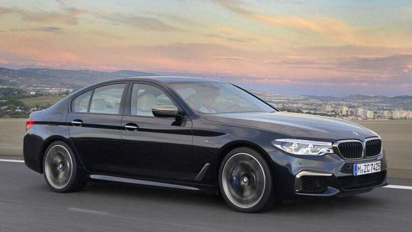 Salone di Detroit, BMW 530e Performance e M550 XDrive