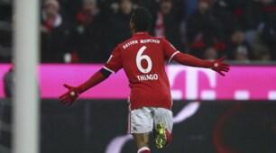 Bayern Monaco-Lipsia 3-0, le emozioni della Bundesliga