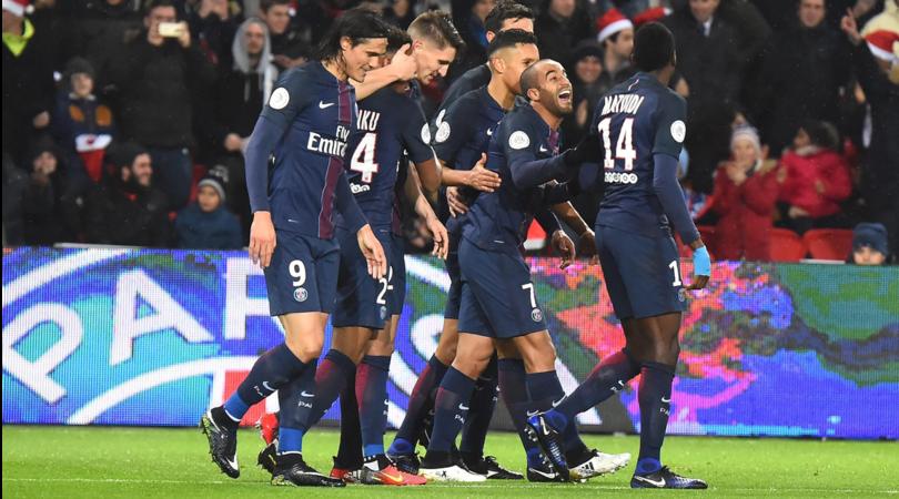 Risultati Ligue 1: Nizza, pari ma campione d'inverno. Il Psg torna alla vittoria