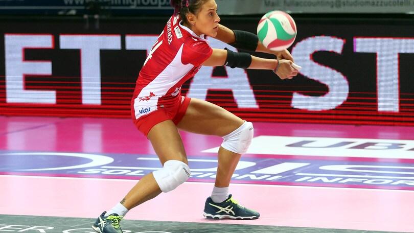 Volley: Coppa Cev, UYBA corsara in Belgio, qualificazione in tasca