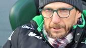 Coppa Italia Sassuolo, Di Francesco: «Occhio al Cesena. Berardi non l'ho convocato»