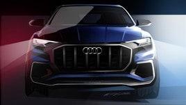 Salone di Detroit, da Audi il prototipo di un nuovo SUV-coupè