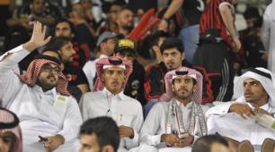 Juventus-Milan, a Doha il tifo che non ti aspetti