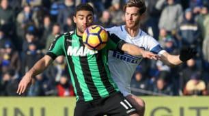 Coppa Italia, Sassuolo-Cesena: formazioni ufficiali e diretta dalle 17.30