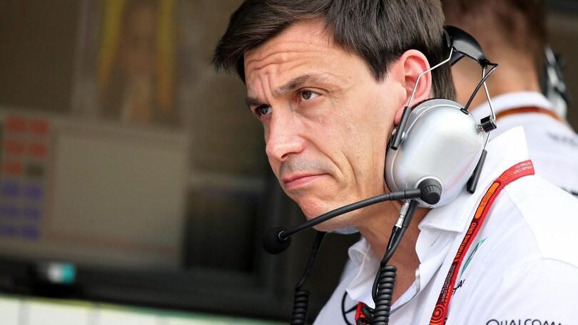 F1, Wolff: «Dopo Ecclestone possiamo crescere ancora»