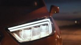 Opel Mokka X, come funzionano i fari intelligenti