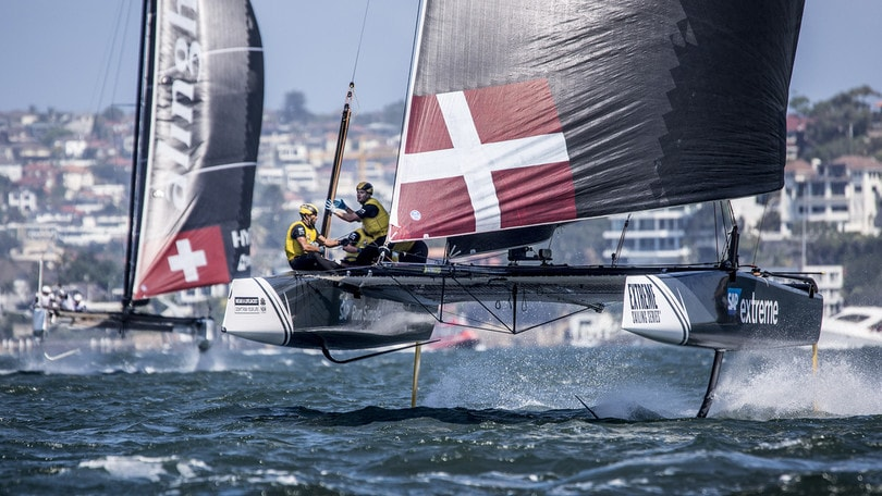 Alinghi, dall'America's cup all'Extreme series Gc32