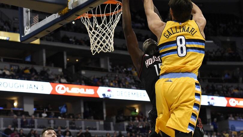 Gallinari batte i Clippers, Cavaliers ko a Detroit