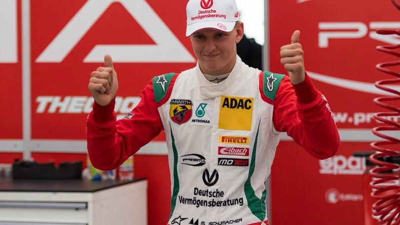 Mick Schumacher passa alla Formula 3