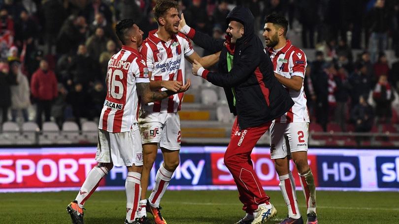 Serie B, Spezia-Vicenza: blitz veneto a 4,75