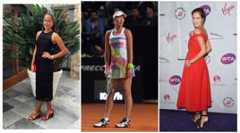 Ana Ivanovic, la bella tennista serba si ritira: tutte le immagini