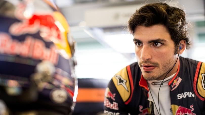 F1, Sainz: «Per il 2017 allenamento più duro di sempre»