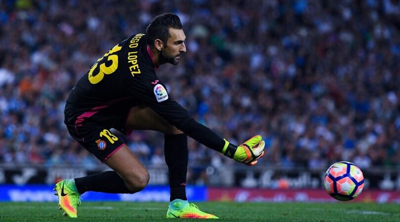 Dall'Inghilterra: «Il Liverpool su Diego Lopez. Ma il portiere vuole restare all'Espanyol»