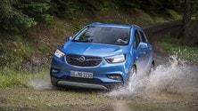 Opel Mokka X, sicurezza integrale