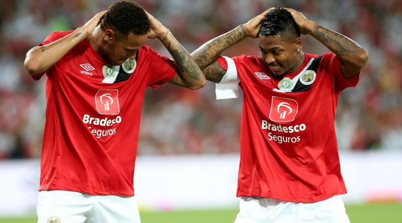Neymar: «Un giorno vorrei giocare nel Flamengo»