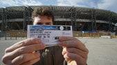 Napoli, da domani 45 mila biglietti per il Real: distinti a 100 euro, curve a 50