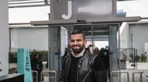 Juventus, visite al JMedical per Rincon