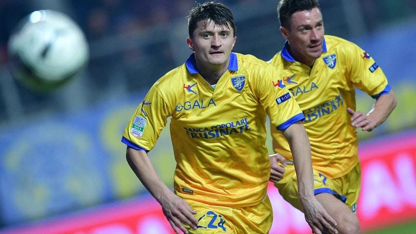 Serie B: Entella-Frosinone, blitz gialloblù a 3,00