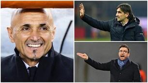 Totopanchine Serie A: la situazione di tutti gli allenatori