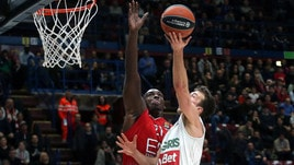 Basket Eurolega, Milano affonda ancora