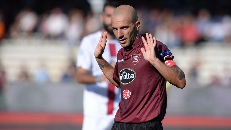 SALERNITANA: i granata salutano il 2016 con una vittoria, 2-1 col Perugia