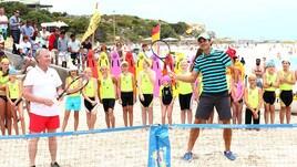 Federer show in Australia per laHopman Cup