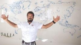 Vela: Gaetano Mura e Italia approdati a Fremantle
