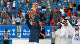 Abu Dhabi, Nadal vince il Mubadala World Tennis Championship