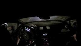 Lamborghini Huracan Spyder sulle strade de La grande bellezza