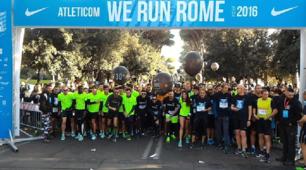 We Run Rome: vincono Irabaruta e Beaugrande